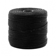 Hilo nylon S-Lon 0.6mm negro