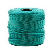 Hilo nylon S-Lon 0.6mm verde teal