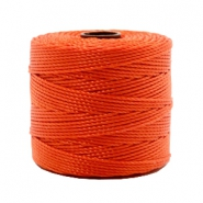 Hilo nylon S-Lon 0.6mm rojo dusty-naranja