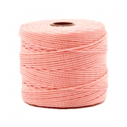 Hilo nylon S-Lon 0.6mm rosa candy