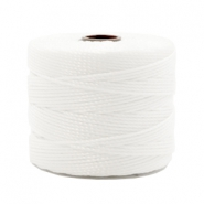 Hilo nylon S-Lon 0.6mm blanco
