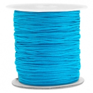 Hilo macramé 1.0mm azul true