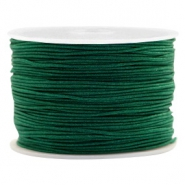 Hilo macramé 1.0mm verde Atlantic intenso