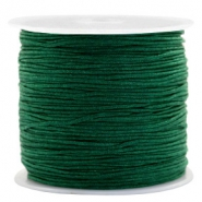 Hilo macramé 0.8mm verde Atlantic intenso