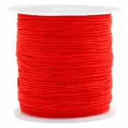 Hilo macramé 0.5mm rojo candy