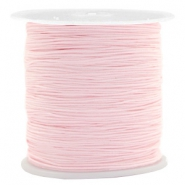 Hilo macramé 0.5mm rosa brillante