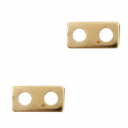 Fornituras metálicas DQ conector 10x5mm Bronce viejo (sin níquel)