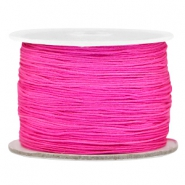 Hilo macramé 0.5mm rosa hot